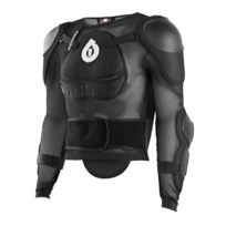 SixSixOne - Comp - Protection buste - noir