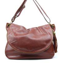 Oh My Bag - Sac à Main cuir souple - Modèle 72 heures gd modèle