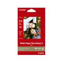 CANON - Papier Photo Brillant PP-201 Extra Glacé 10x15 A6, 260g - 50 Feuilles