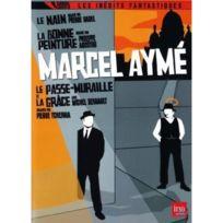 Ina - Coffret Marcel Aymé : Le nain + La bonne peinture + Le passe-muraille + La grâce