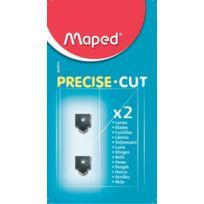 Maped - Lames de rechange - pour rogneuse Precise Cut