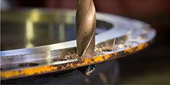 Guide percer métal