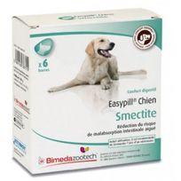 Easypill - Smectite Compléments alimentaires anti-diarrhée pour chiens