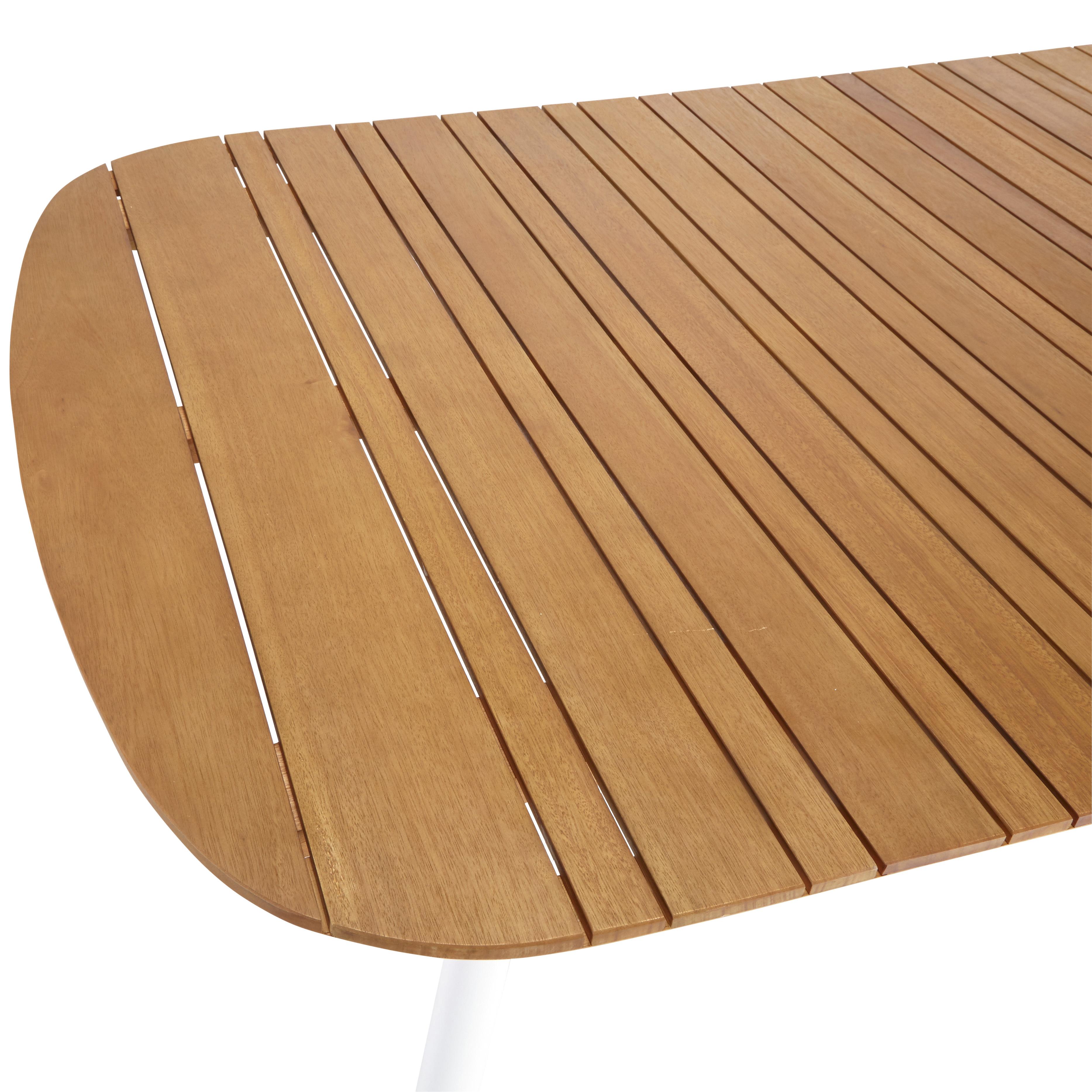 ROMANTIC - Table rectangulaire Alu165 - DT-TA084-EUCA
