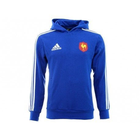 Swt Adidas Rugby Sweat Homme Hood Ffr Ble Originals wwFpx4