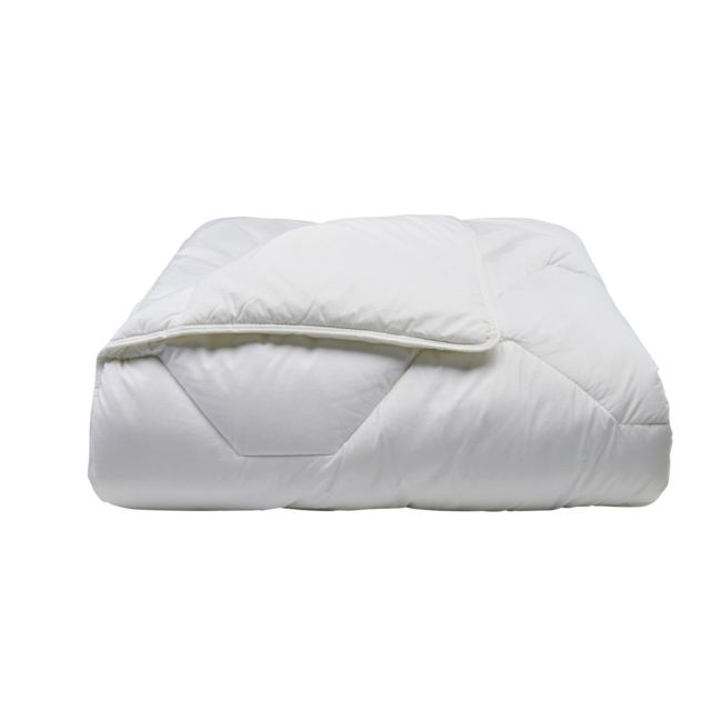 TEX HOME Couette volumissime chaude Couette volumissime chaude - 140x200 cm - blanc