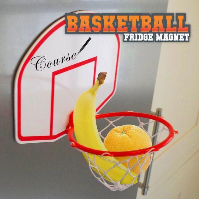 Kas Design Aimant pour frigo - BasketBall
