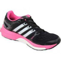 buy popular 05420 f29f1 Adidas originals - Adistar Boost W Esm Blk - Chaussures Running ...