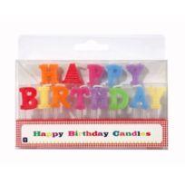 Talking Tables - Birthday Bash Happy Birthday Candles