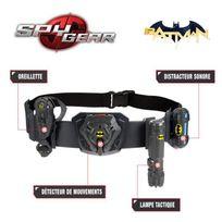 Spy Gear - Ceinture Espion Deluxe Batman