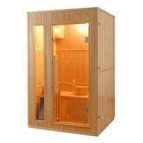 France Sauna - Sauna à vapeur zen 2 monophase
