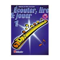 Dehaske - Ecouter lire et jouer flûte traversière Vol.1 +CD