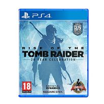 CRYSTAL DYNAMICS - RISE OF TOMB RAIDER : 20 Year Celebration - PS4