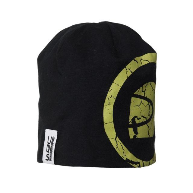 8fa77551fe5 Wrc - Bonnet Logo noir pour enfant - pas cher Achat   Vente Casquettes