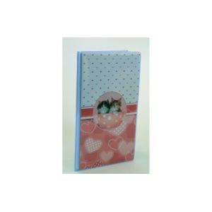 Ariane - Album photo souple chatons 64 pochettes 10x15 cm 0cm x 0cm