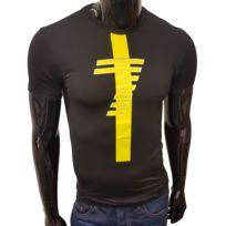 Ea7 - T-shirt Emporio Armani 6XPT44 Noir Polyamide
