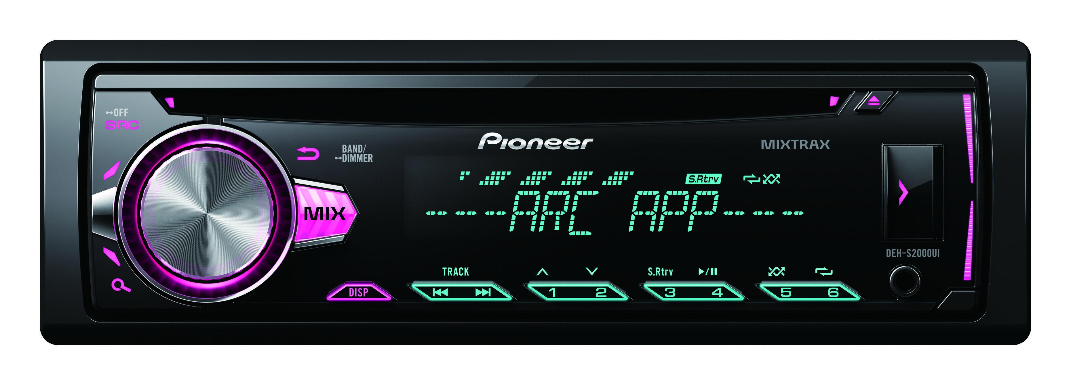 Autoradio DEH-S2000UI