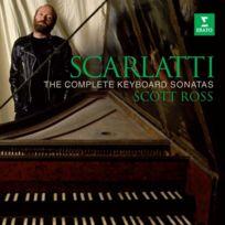 Erato - Domenico Scarlatti - The complete keyboard sonatas Coffret