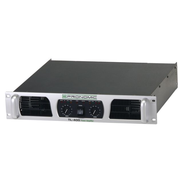Pronomic Tl-400 Amplificateur 2x 1000 Watt