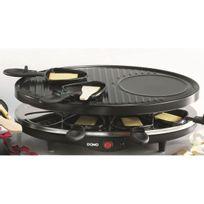 Domo - Raclette gril 8 personnes
