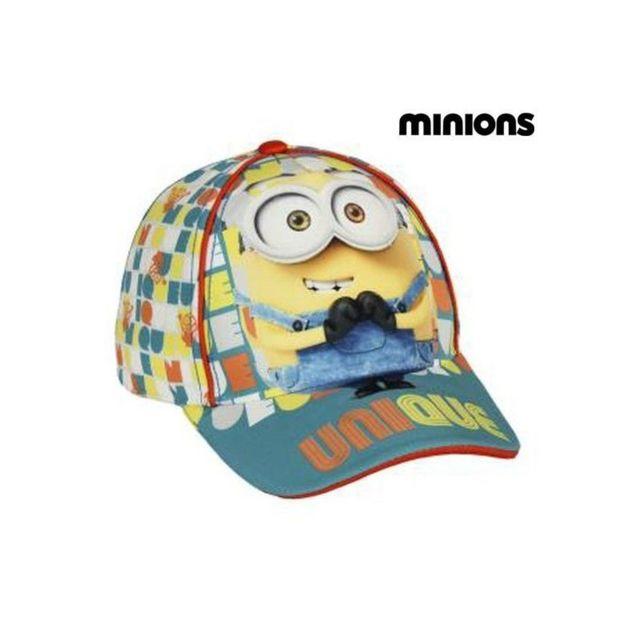 8df9bb6695ba Minions - Casquette enfant 7646 52 cm Multicolore - 1 - pas cher Achat    Vente Casquettes, bonnets, chapeaux - RueDuCommerce