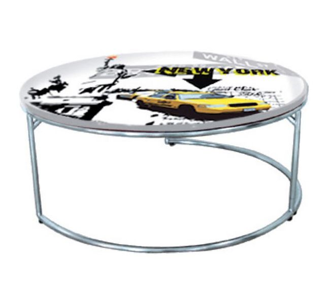 CHLOE DESIGN Table basse decor New York - New York