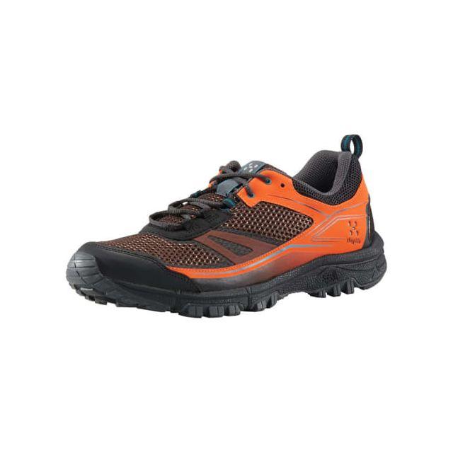Haglofs Chaussures Haglöfs Gram Trail noir orange