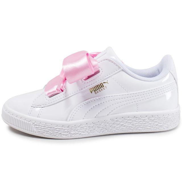chaussure puma enfant suede