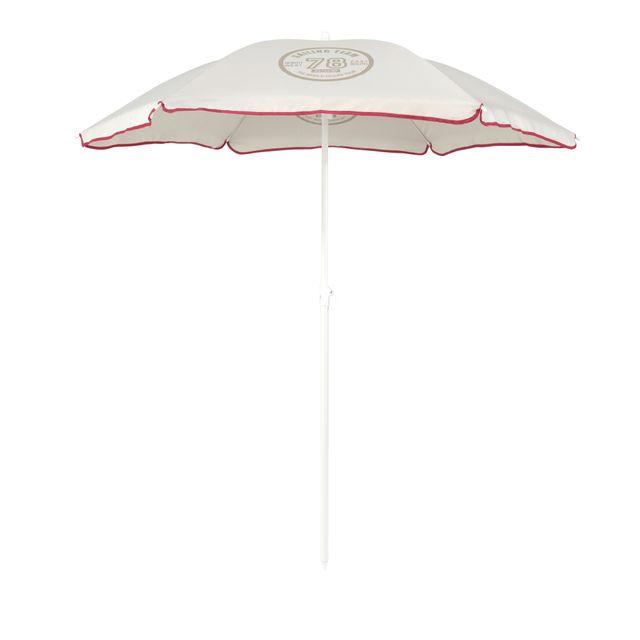 CARREFOUR   Parasol de Plage   Imprimé   Ø 136 cm   1626PP   pas