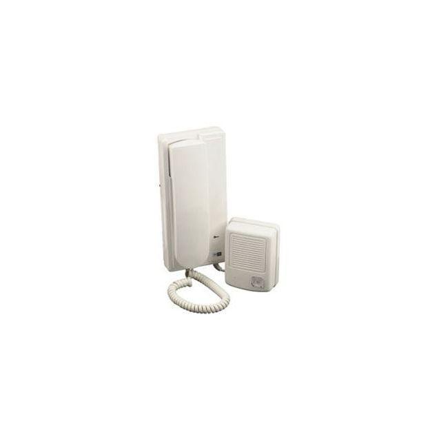 scs sentinel interphone audio 4 fils orion 3208 orion 3208 pas cher achat vente. Black Bedroom Furniture Sets. Home Design Ideas