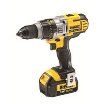Dewalt - Perceuse percussion 18 Volts 3,0 Ah Li-ion et sac de sport offert Dcd985L2J1