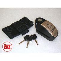 Urban Security - Urban Antivol bloque disque alarme moto 999 Sra