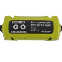 GRUNDIG - Chargeur de batterie Intelligent numérique 1A 6/12V