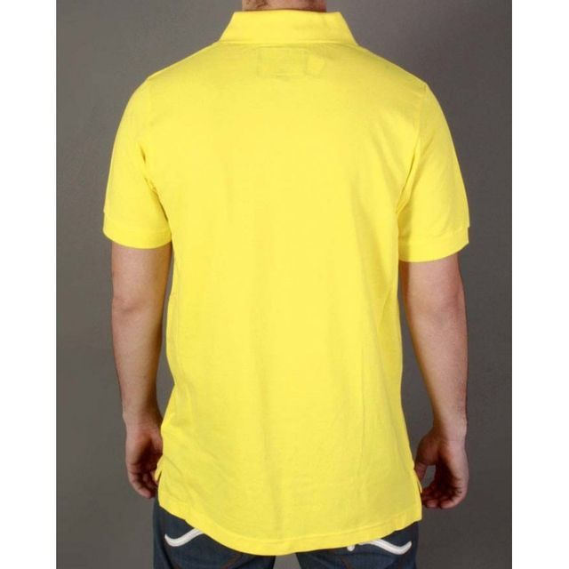 Ecko - Polo Unltd Loyalty Jaune S