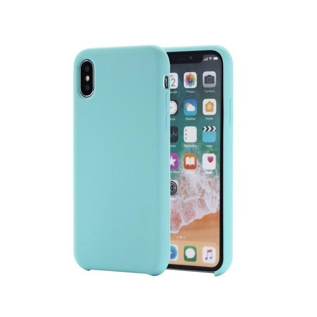 coque iphone xs high teck