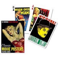 Gibson - Jeu de 54 cartes Posters de films