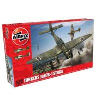 Airfix - Maquette avion : Junkers Ju87