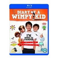 Twentieth Century Fox - Diary Of A Wimpy Kid BLU-RAY, IMPORT Anglais, IMPORT Blu-ray - Edition simple