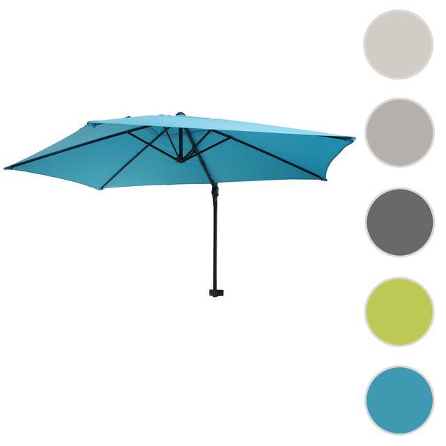 mendler parasol mural casoria parasol d port pour le. Black Bedroom Furniture Sets. Home Design Ideas