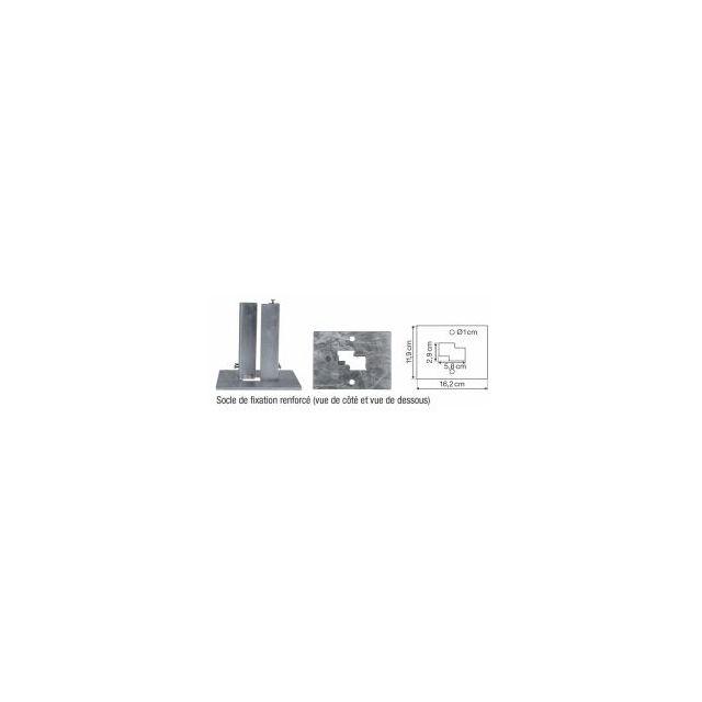 Led Zublin Sensway Fixation De Renforcé Pour Socle 1000 10150 54RjLqS3cA
