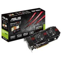 ASUS - Carte graphique GTX670-DC2-2GD5 - GeForce GTX 670 - 2048 Mo - PCI-Express