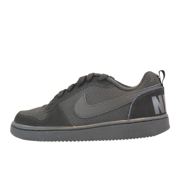 sneakers for cheap 70d7a 411ca Nike - Court Borough Low GS - pas cher Achat   Vente Baskets enfant -  RueDuCommerce