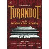 Rca Red Seal - Giacomo Puccini - Turandot At The Forbidden City Of Beijing - Dvd - Edition simple