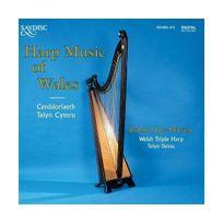 Saydisc - Robin Huw Bowen : Harp Music of Wales