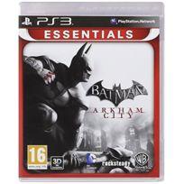 Playstation 3 - Batman : Arkham City - Ps3 ESSENTIALS