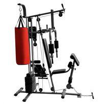 CASASMART - Appareil de musculation tout en un 50 exercices possibles
