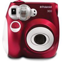 Polaroid - Pic300 Rouge Appareil photo instantané compact