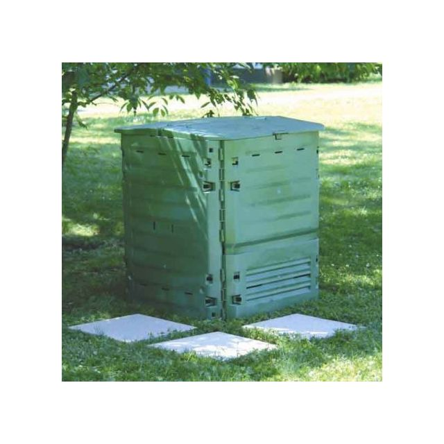 Garantia Composteur ECO-King 400L vert
