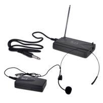 Njs - Micro main Casque Vhf -221 émetteur, récepteur
