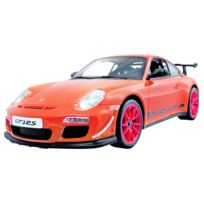 Buddy toys - 57000141 - Voiture RadiocommandÉ - Or Porsche 911 Gt3 - Brc 12030